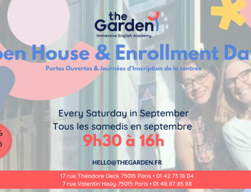 The Garden – Open House